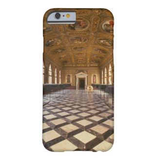 El Sala Dorata, construido 1537-88 (foto) Funda De iPhone 6 Barely There