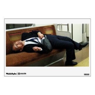 El Salaryman cansado