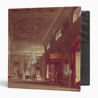 "El salón, Buckingham Palace Carpeta 1 1/2"""
