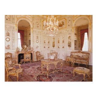 El salón Chinois, c.1740 Postales