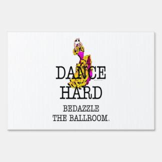 El salón de baile SUPERIOR deslumbra Señal