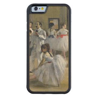 El salón de la danza en la ópera funda de iPhone 6 bumper arce
