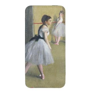 El salón de la danza funda acolchada para iPhone