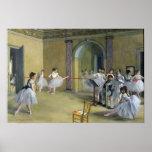 El salón de la danza impresiones