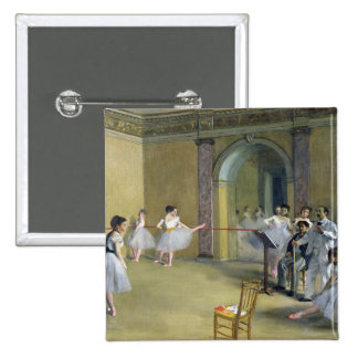 El salón de la danza pin cuadrada 5 cm