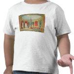 El salón en su fase final de las vistas del Ro Camiseta