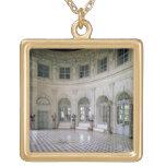 El salón magnífico, 1656-1661 (foto) grimpolas