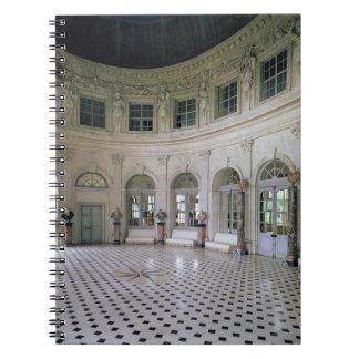 El salón magnífico 1656-1661 foto libretas
