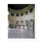 El salón magnífico, 1656-1661 (foto) postal