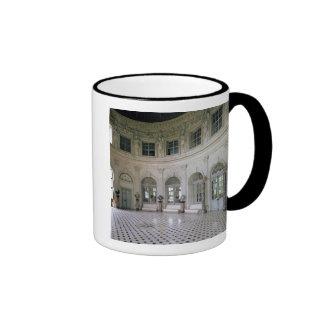 El salón magnífico 1656-1661 foto taza de café
