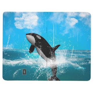 El salto de la orca cuadernos grapados