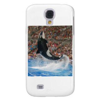 El salto de la orca