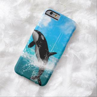 El salto de la orca funda de iPhone 6 barely there