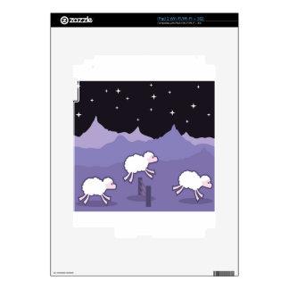 El salto de las ovejas skins para eliPad 2