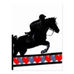 El salto del caballo postal