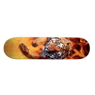 El salto del tigre patín personalizado