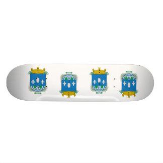 El Salto Jalisco, Mexico Skate Board Deck