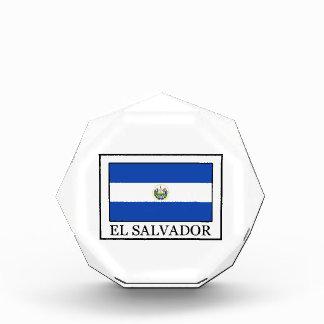 El Salvador Acrylic Award
