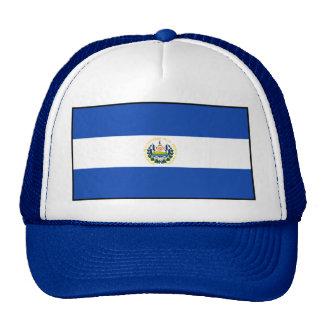 El Salvador - bandera salvadoreña Gorra