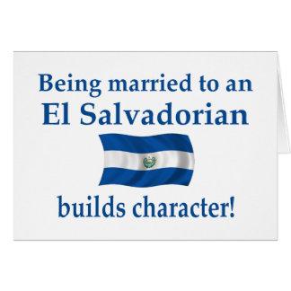 El Salvador Builds Character Card