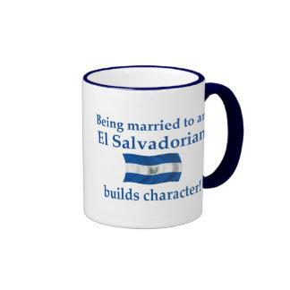 El Salvador Builds Character Coffee Mug