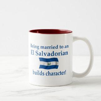 El Salvador Builds Character Mugs