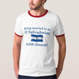 El Salvador Builds Character T-shirts