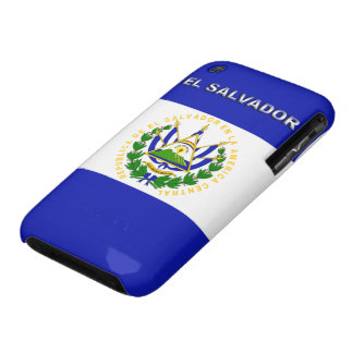 El Salvador iPhone 3 Case-Mate Case
