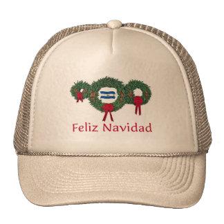 El Salvador Christmas 2 Trucker Hat