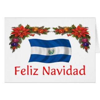 El Salvador Christmas Card
