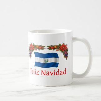 El Salvador Christmas Coffee Mug