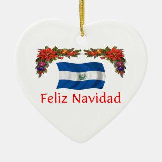 El Salvador Christmas Christmas Ornaments