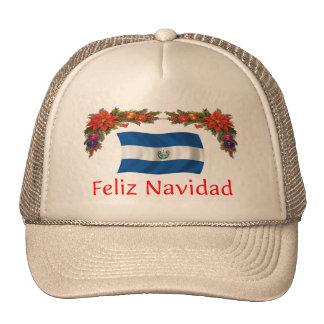 El Salvador Christmas Trucker Hat