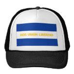 El Salvador Civil Ensign Trucker Hats