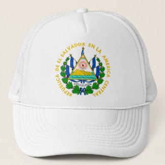 El Salvador COA Trucker Hat