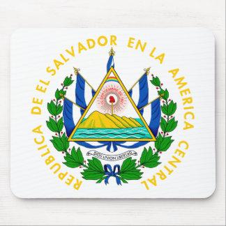 El Salvador coat of arms Mouse Pad