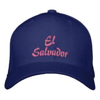 El Salvador Custom Hat
