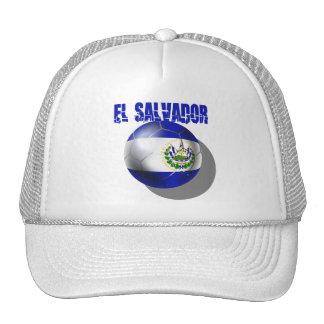 El Salvador el Brasil 2014 Futbol Cuscatlecos Gorro De Camionero