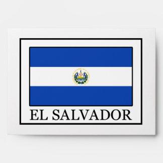 El Salvador Envelope