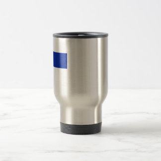 El Salvador Flag 15 Oz Stainless Steel Travel Mug