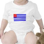El Salvador Flag (1865) Tee Shirt