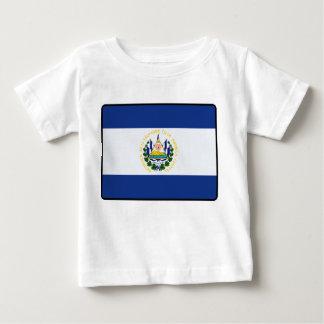 El Salvador Flag Baby T-Shirt