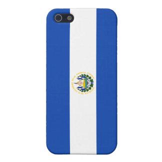 El Salvador Flag Case For iPhone SE/5/5s