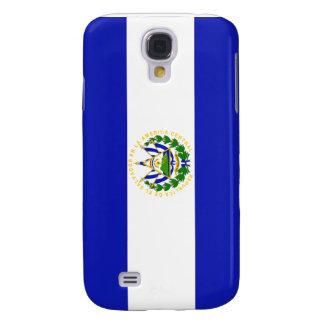 El Salvador Flag Galaxy S4 Cover
