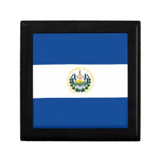 El Salvador Flag Gift Box