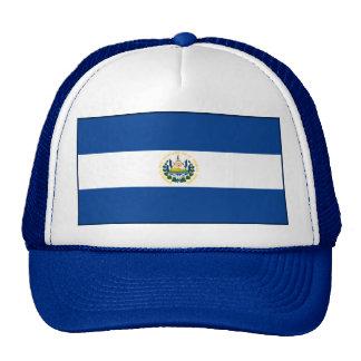 El Salvador Flag Hat