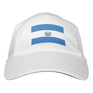 El Salvador Flag Headsweats Hat