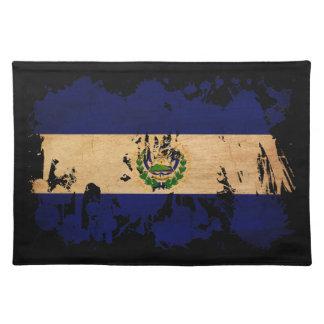 El Salvador Flag Placemat