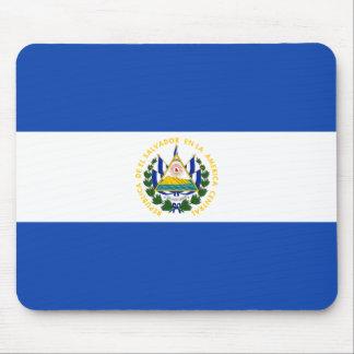 El Salvador  Flag SV Mouse Pad