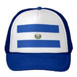 El Salvador  Flag SV Trucker Hats